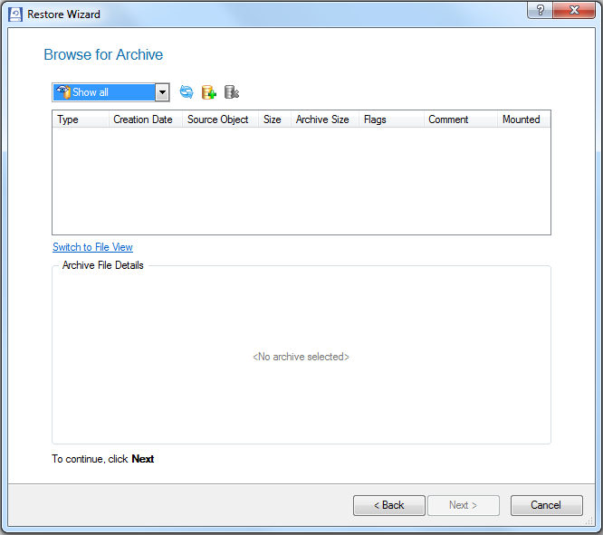 Security Software, Access Restriction Software Screenshot
