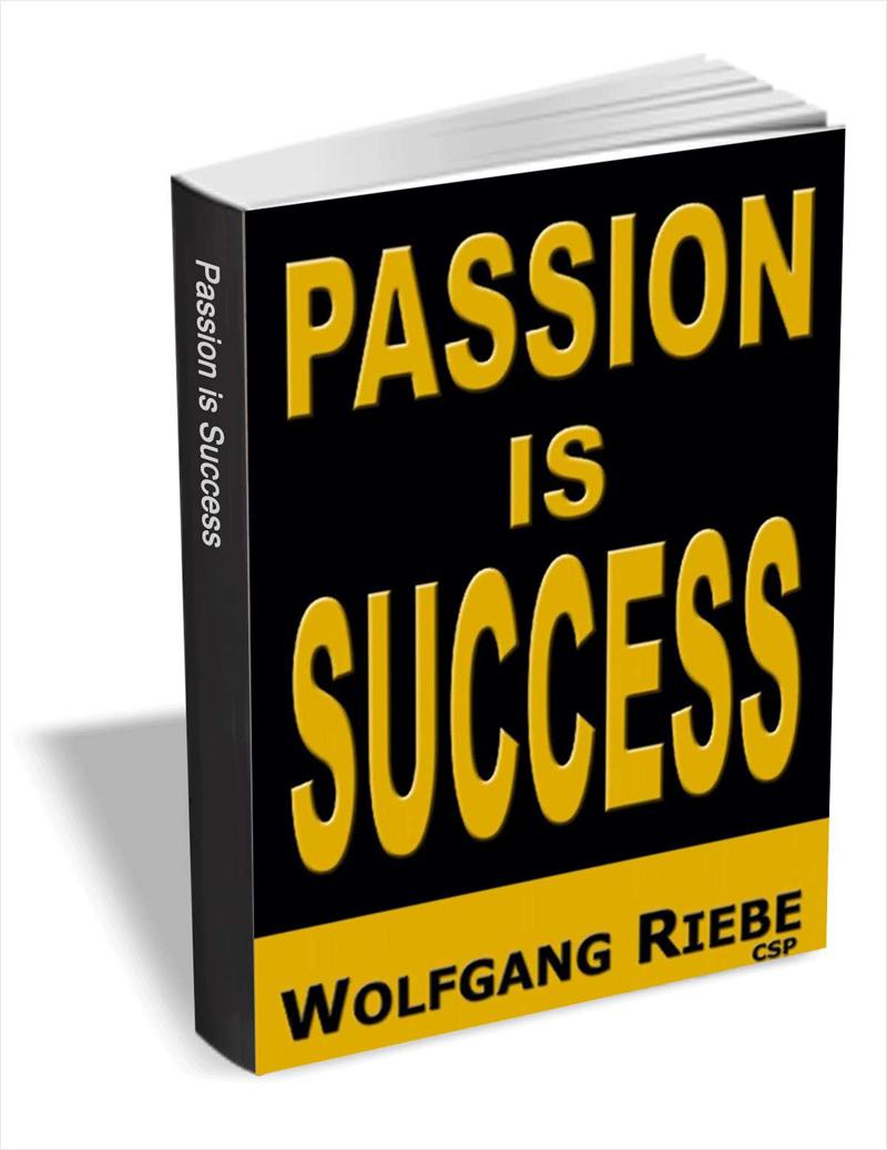 Passion is Success Screenshot