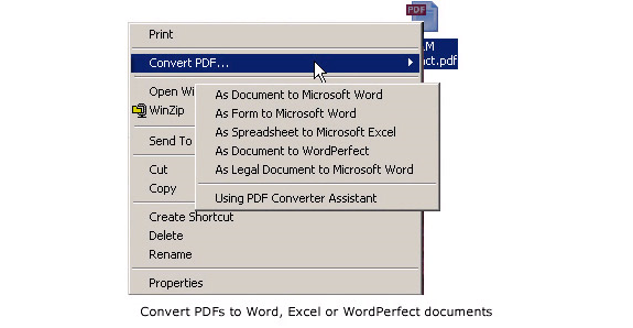 PDF Converter4 Screenshot