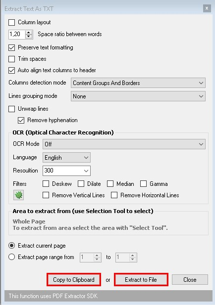 PDF Multitool Business License Screenshot