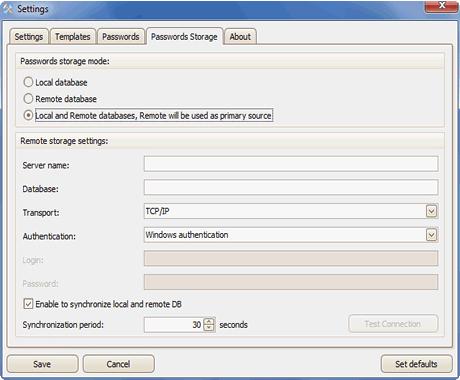 PDF Postman for Outlook, Business & Finance Software Screenshot