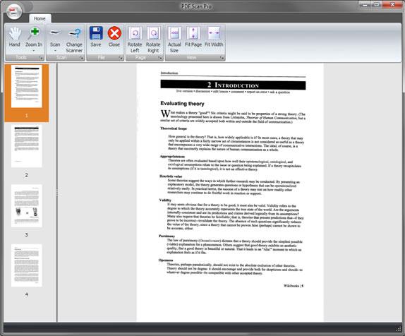 PDF Scan Pro Screenshot