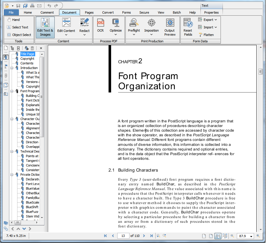 PDF Studio 2019: All-in-one PDF software PDF Utilities Software