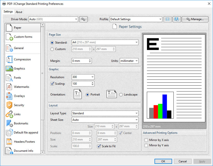 PDF-XChange PRO, PDF Utilities Software Screenshot