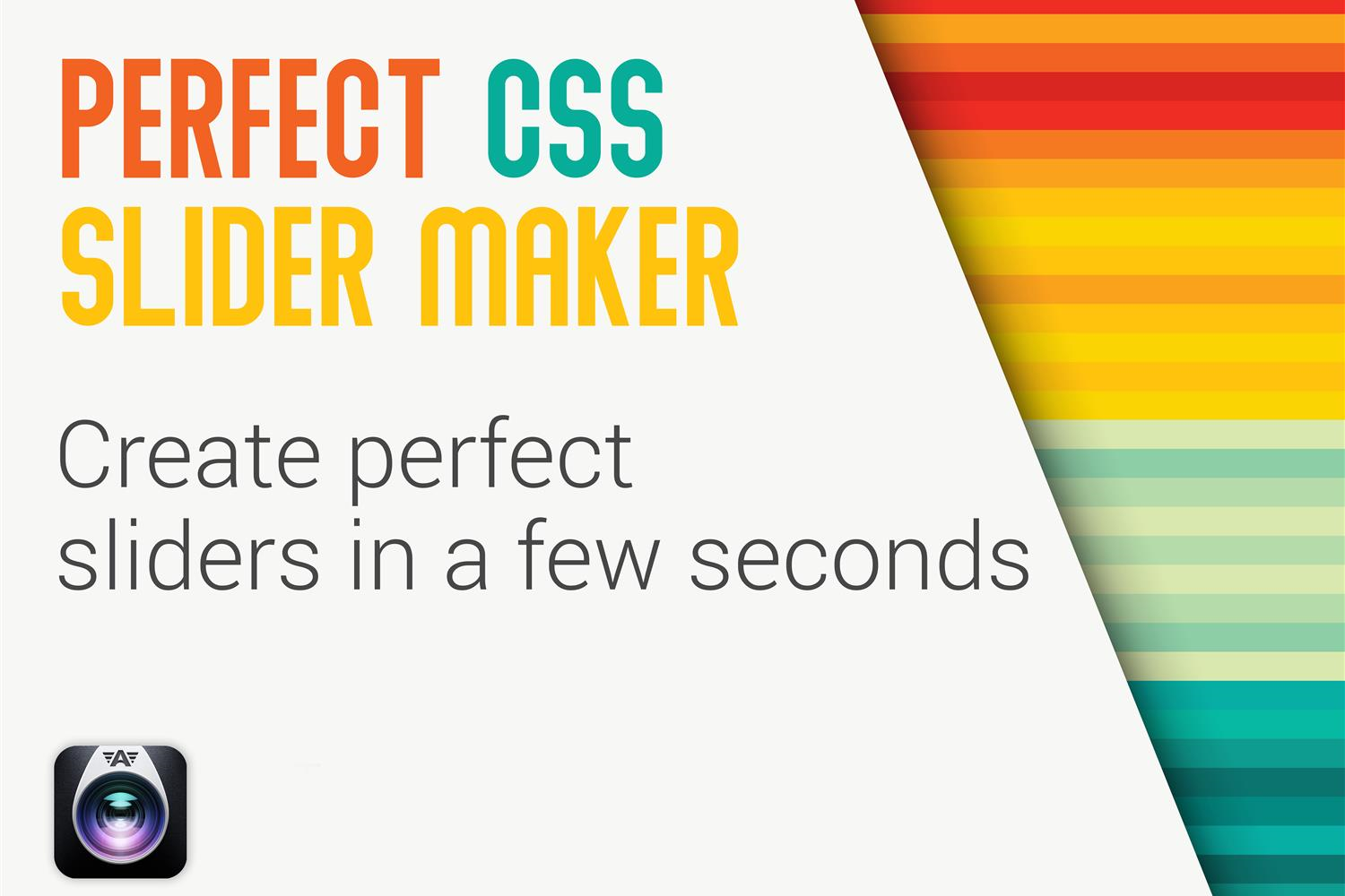 Perfect CSS Slider Maker, Development Software Screenshot