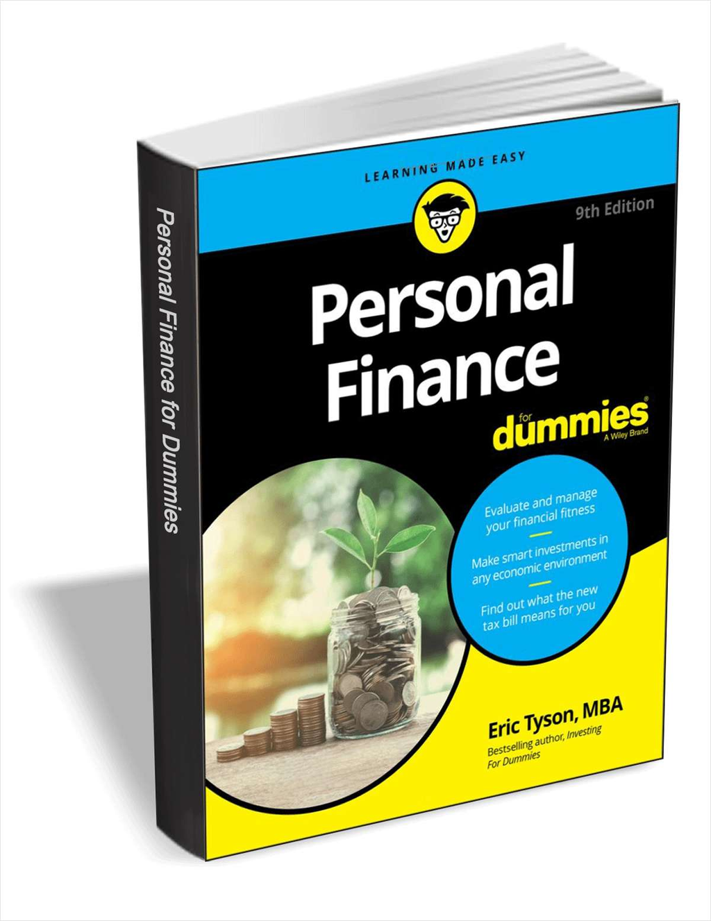 Personal Finance for Dummies, 9th Edition ($16.99 Value) FREE for a Limited Time Screenshot