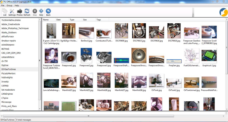PG Offline 4 Photo Screenshot