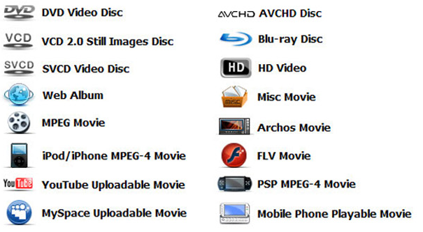 Slideshow Software, Photo DVD Maker Pro Screenshot