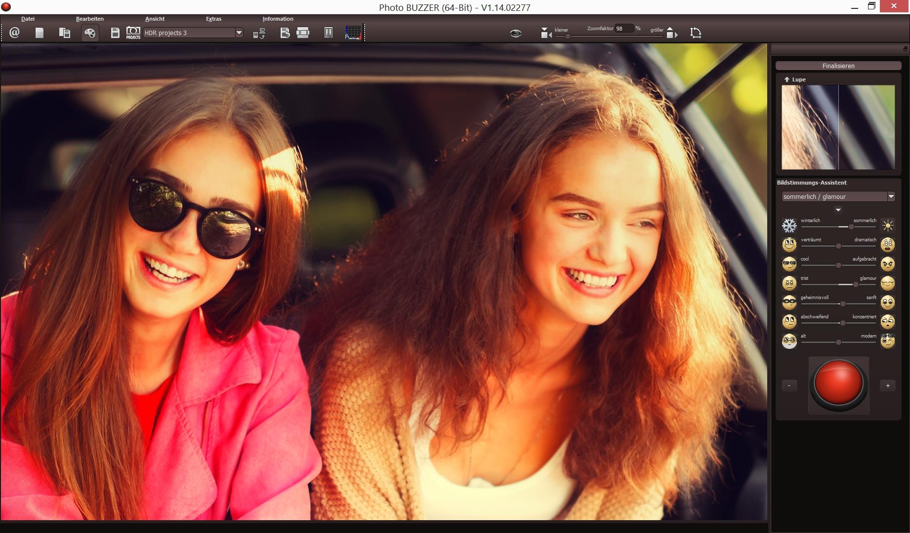 Design, Photo & Graphics Software, PhotoBuzzer Screenshot