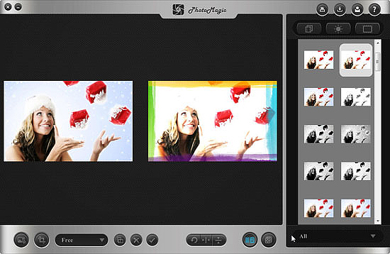 PhotoMagic, Design, Photo & Graphics Software Screenshot