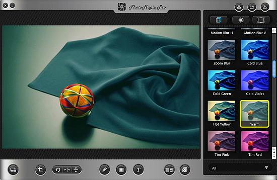 Design, Photo & Graphics Software, PhotoMagic Screenshot