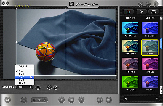 Design, Photo & Graphics Software, Photo Frame Software Screenshot