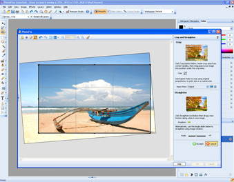 PhotoPlus Essentials, Design, Photo & Graphics Software Screenshot