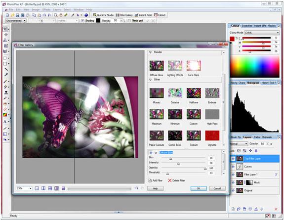 PhotoPlus Screenshot