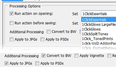 Photo Editing Software Screenshot