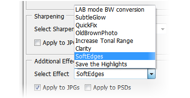 Photoshop Batch Image Processor (BIP), Design, Photo & Graphics Software Screenshot