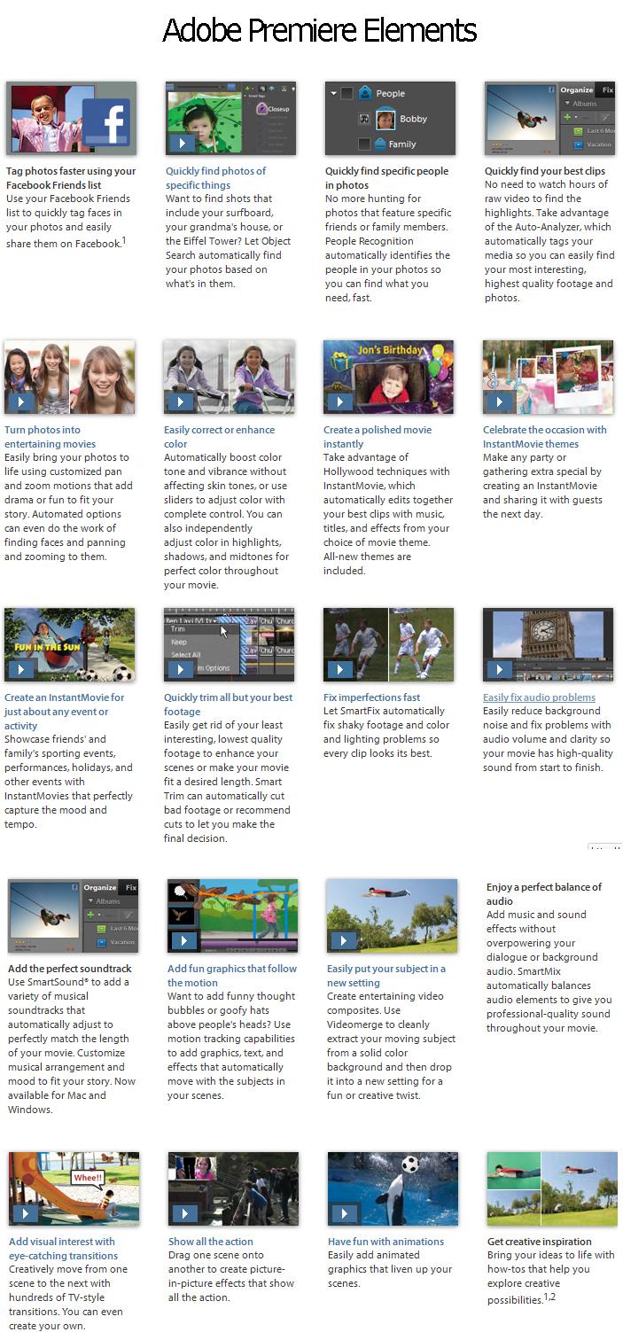 Photo Manipulation Software Screenshot