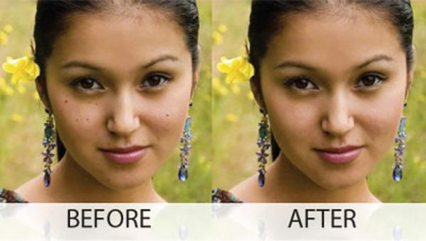 PhotoTools 2, Photo Editing Software Screenshot