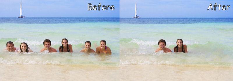 Photo Editing Software, Photoupz Screenshot