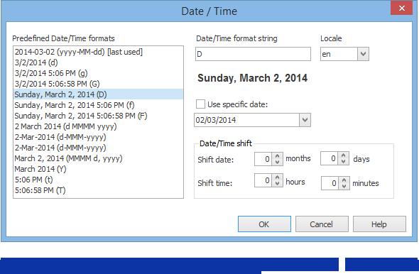 Keyboard Software, PhraseExpander Screenshot