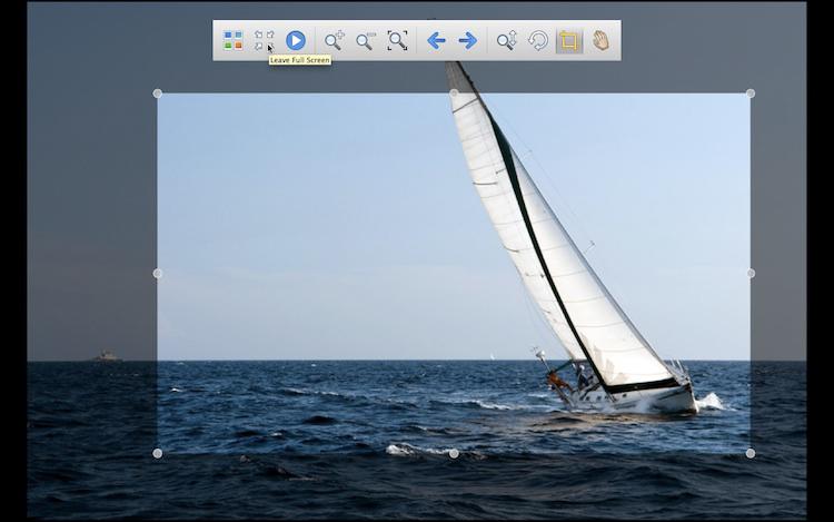 Image Viewer Software Screenshot