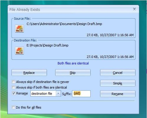 PikySuite, Software Utilities Screenshot