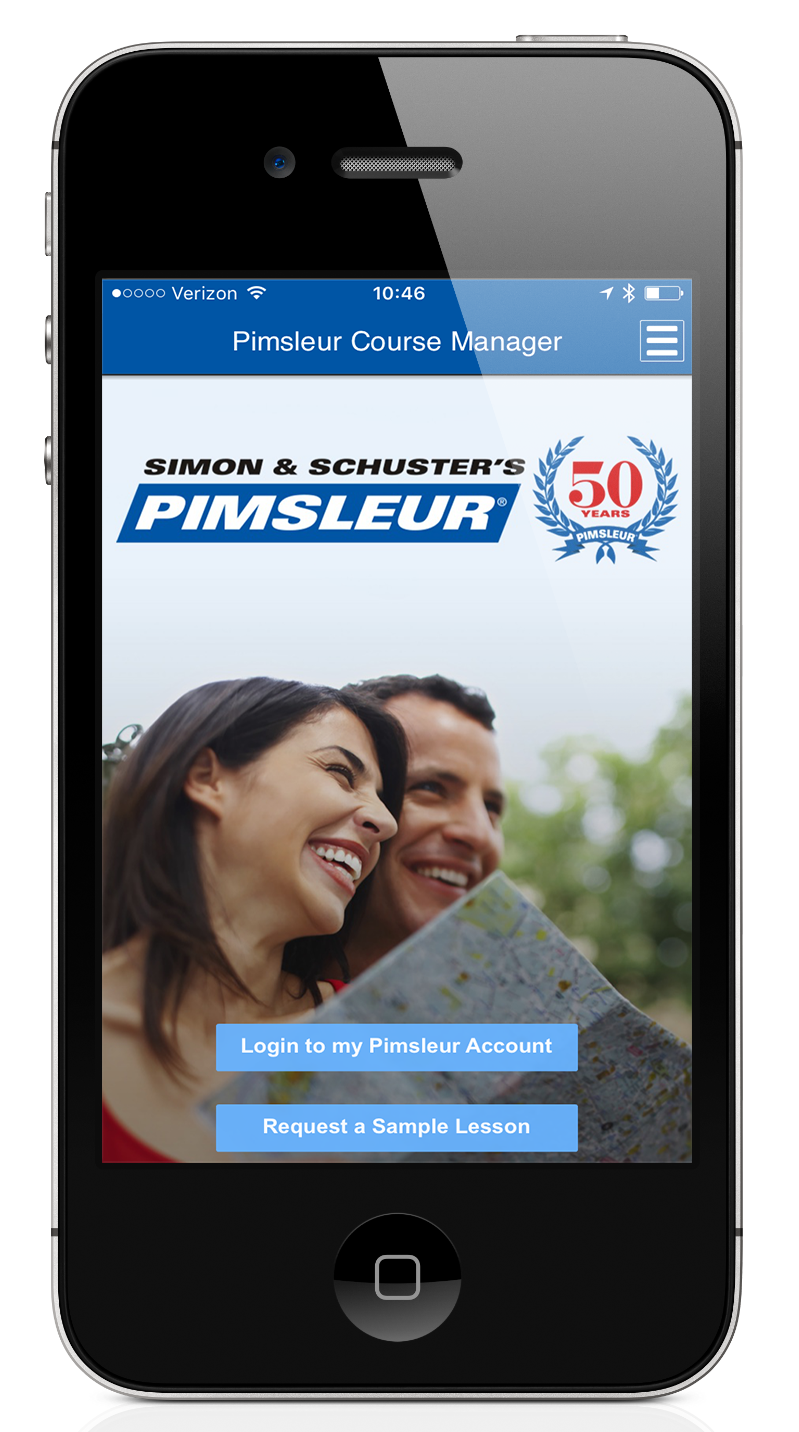 Pimsleur App + First 5 Lessons!, Learning and Courses Software Screenshot