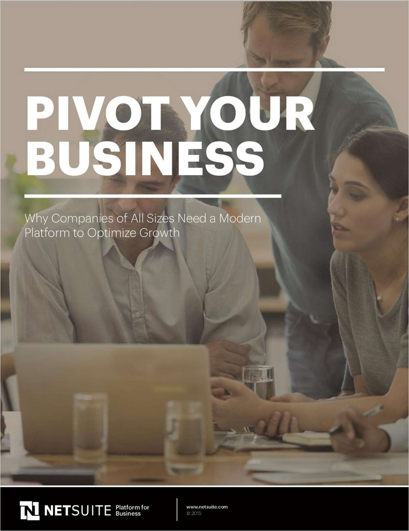 Pivot Your Business Screenshot