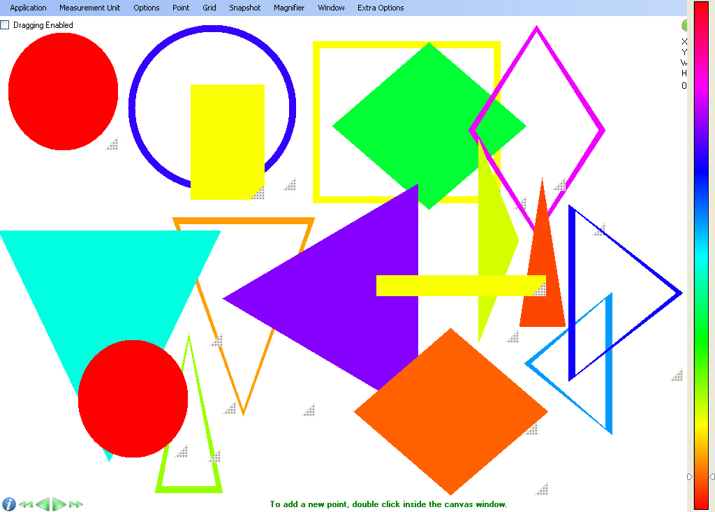 Points On A Canvas Screenshot 10