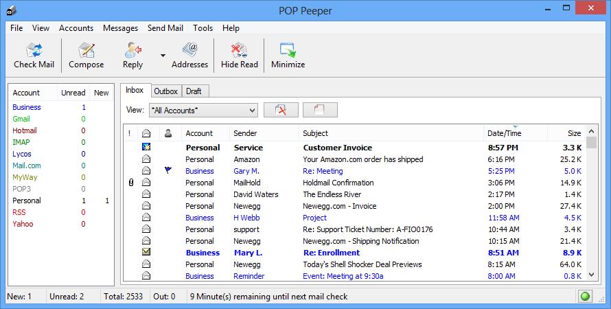 POP Peeper Plus Pack Screenshot