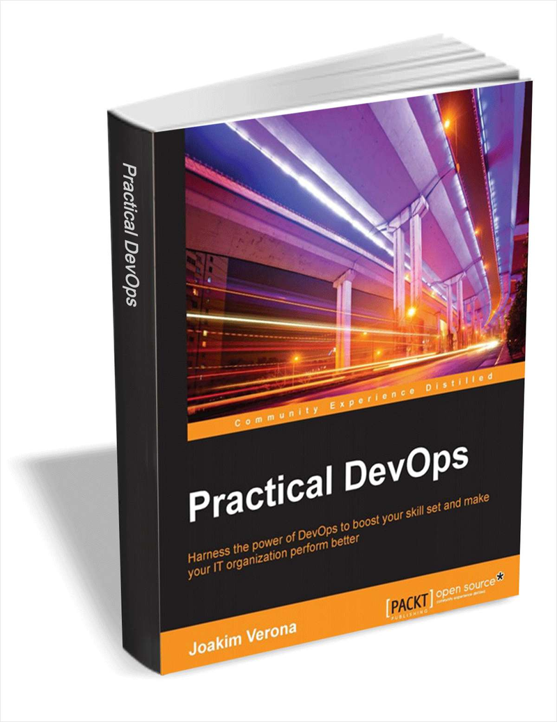 Practical DevOps ($23 Value) FREE For a Limited Time Screenshot