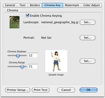 Photo Manipulation Software, PrintRipper Screenshot