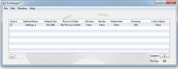 PrintRipper Screenshot