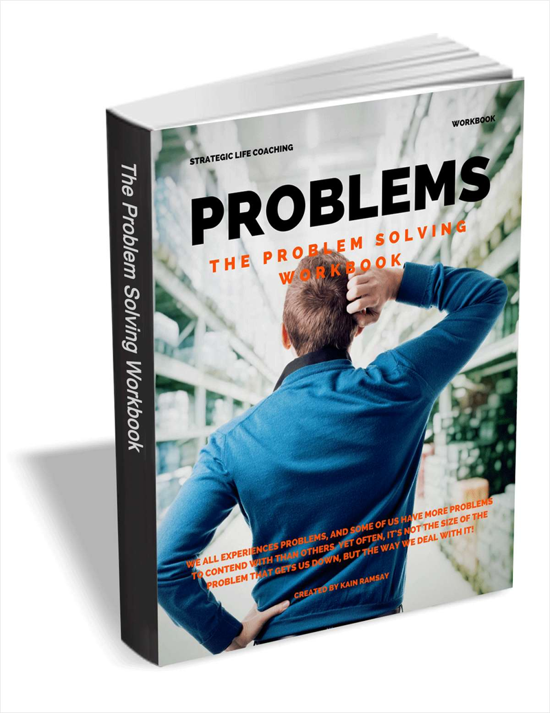 Problems - The Problem Solving Workbook Screenshot