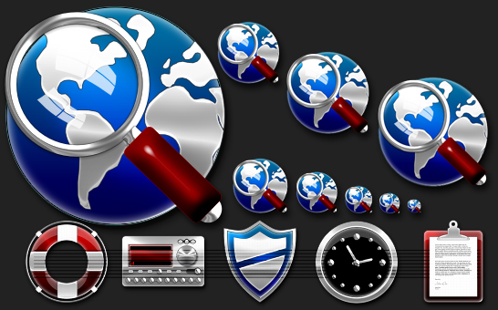 Icons Software, Professional Icon Collection Bundle Screenshot