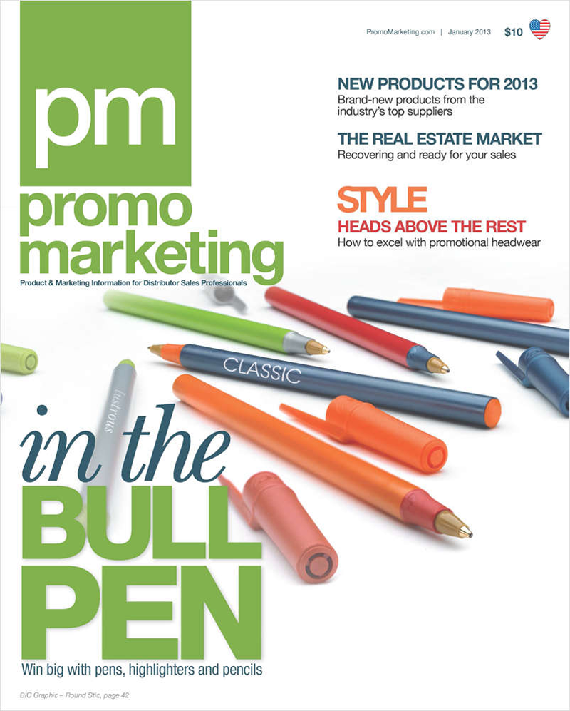 Promo Marketing Screenshot