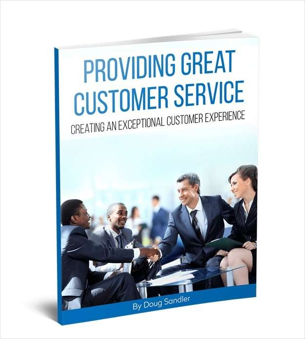 Providing Great Customer Service- Creating an Exceptional Customer Experience Screenshot