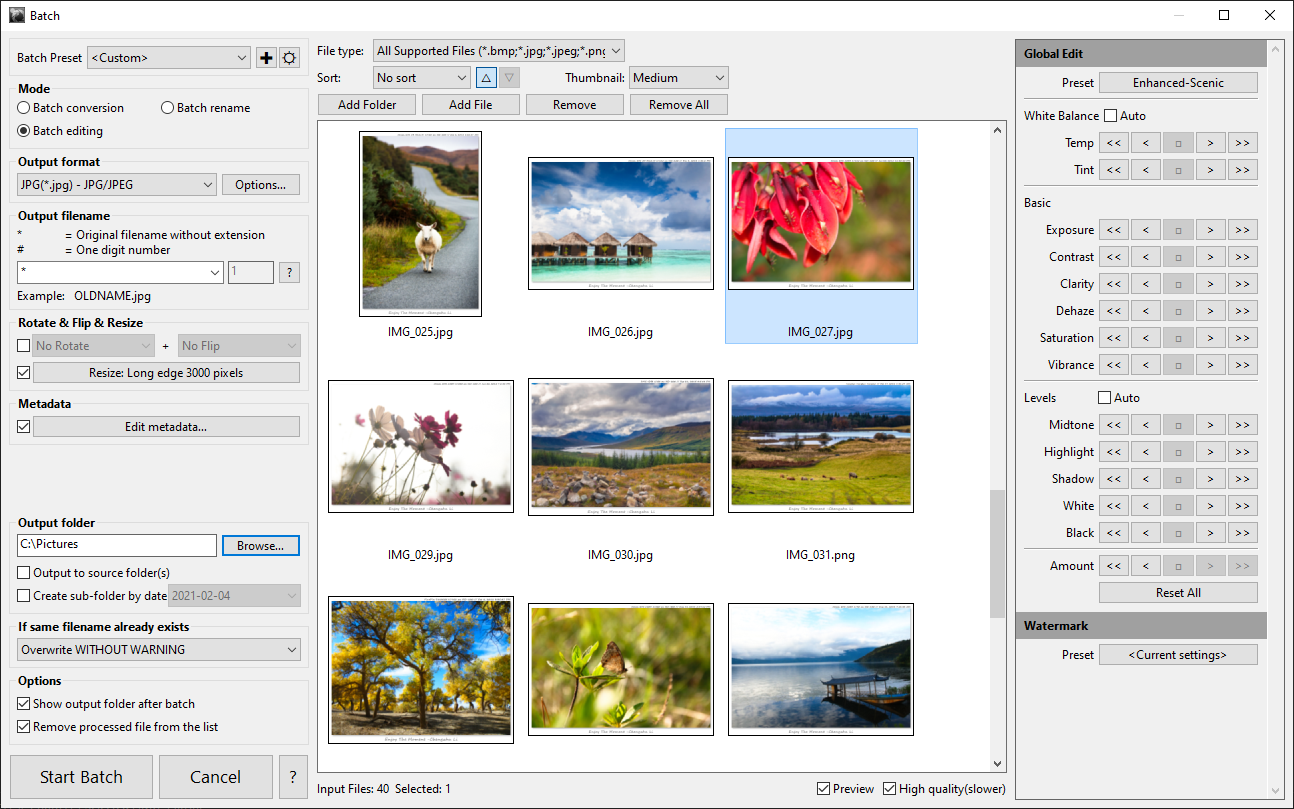 PT Photo Editor, Design, Photo & Graphics Software Screenshot