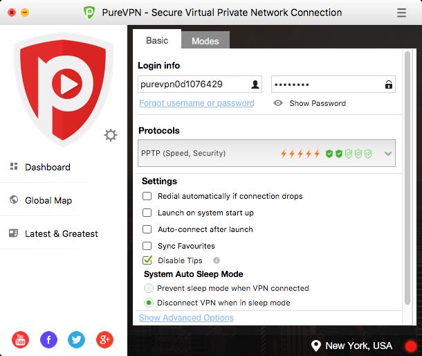 PureVPN Screenshot 14