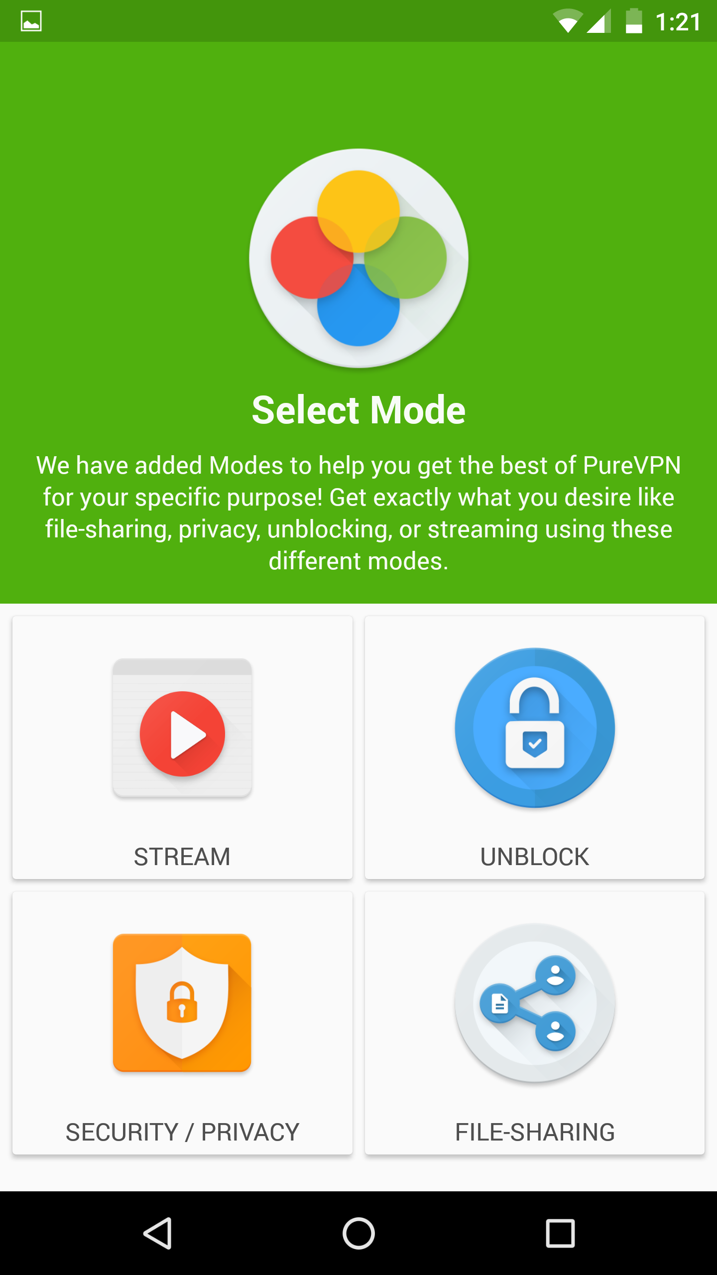 PureVPN Screenshot 17