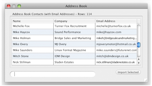 R10BatchMail, Bulk Mailer Software Screenshot