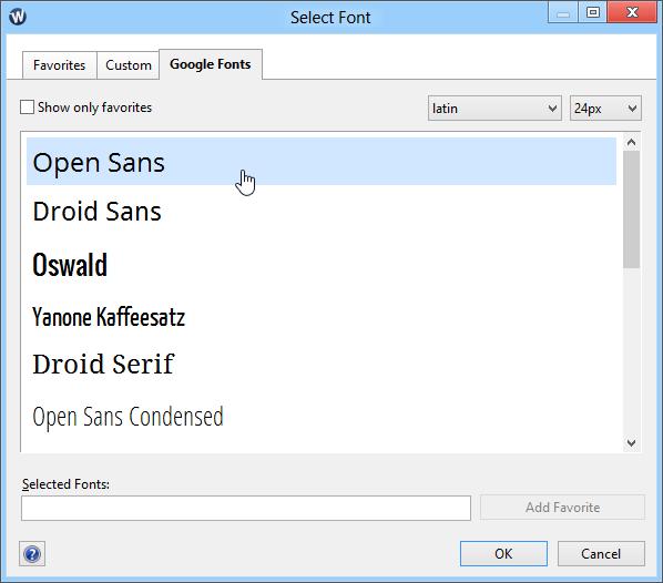 Rapid CSS 2020 Screenshot 10
