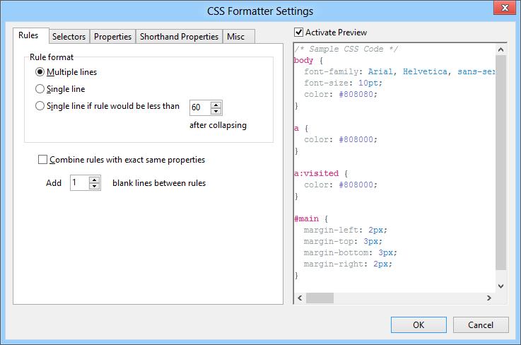 Rapid CSS 2020 Screenshot 15