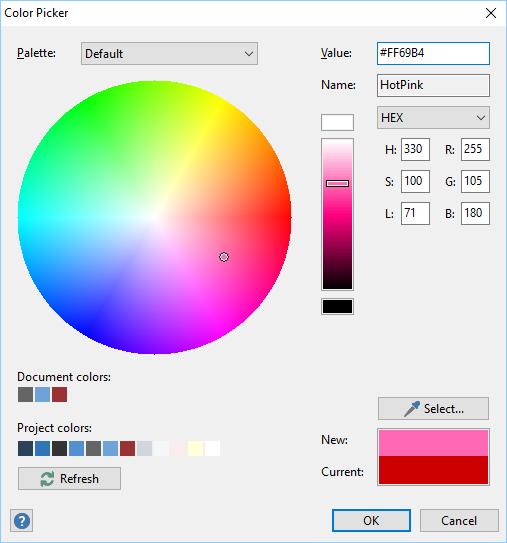 Development Software, Rapid CSS 2020 Screenshot
