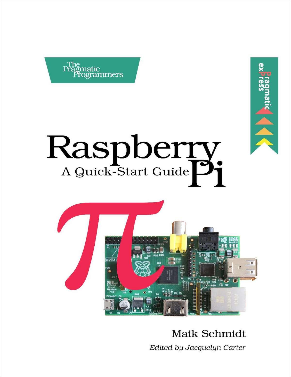 Raspberry Pi: A Quick-Start Guide (Book Excerpt) Screenshot
