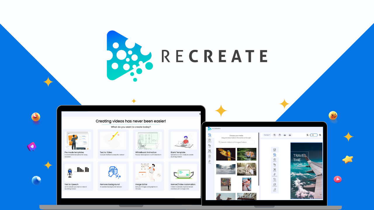 Recreate Screenshot
