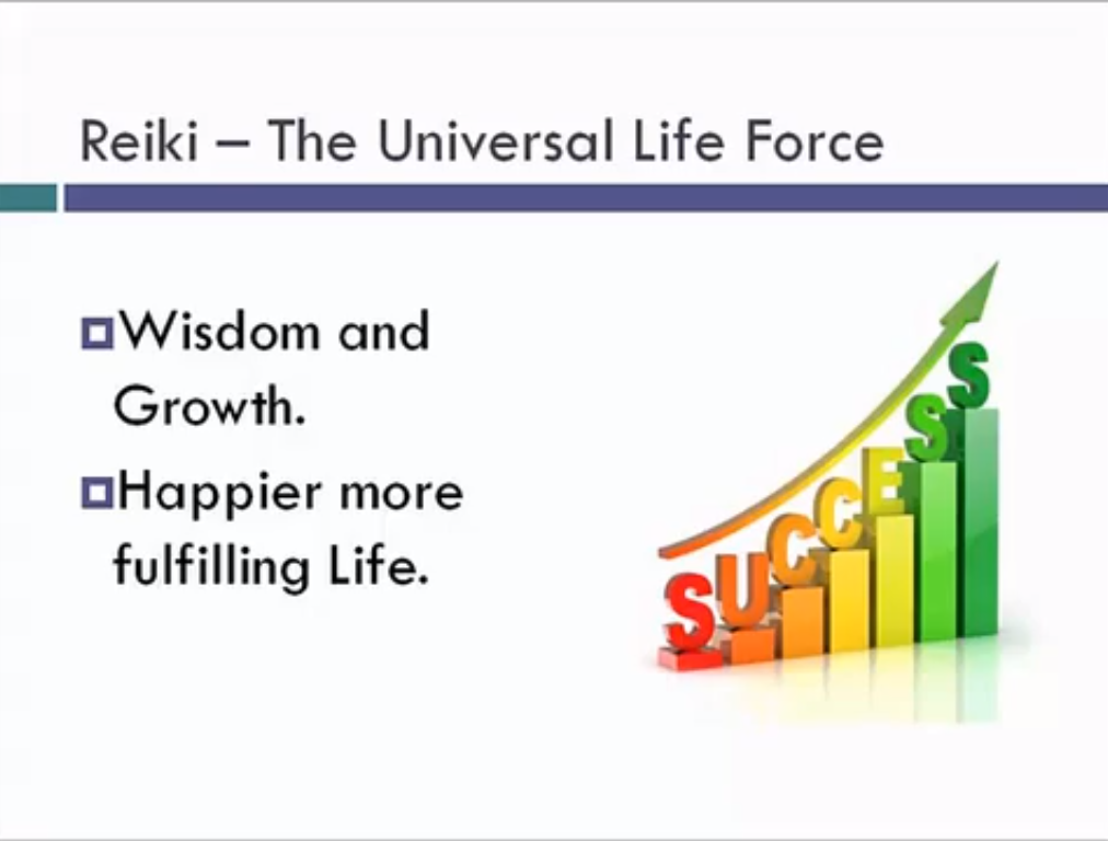 Reiki Level I, II and Master Certification, Learning and Courses Software Screenshot