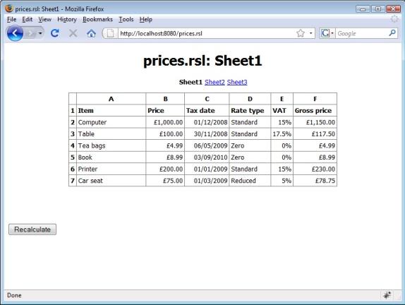 Resolver One, Development Tools Software Screenshot