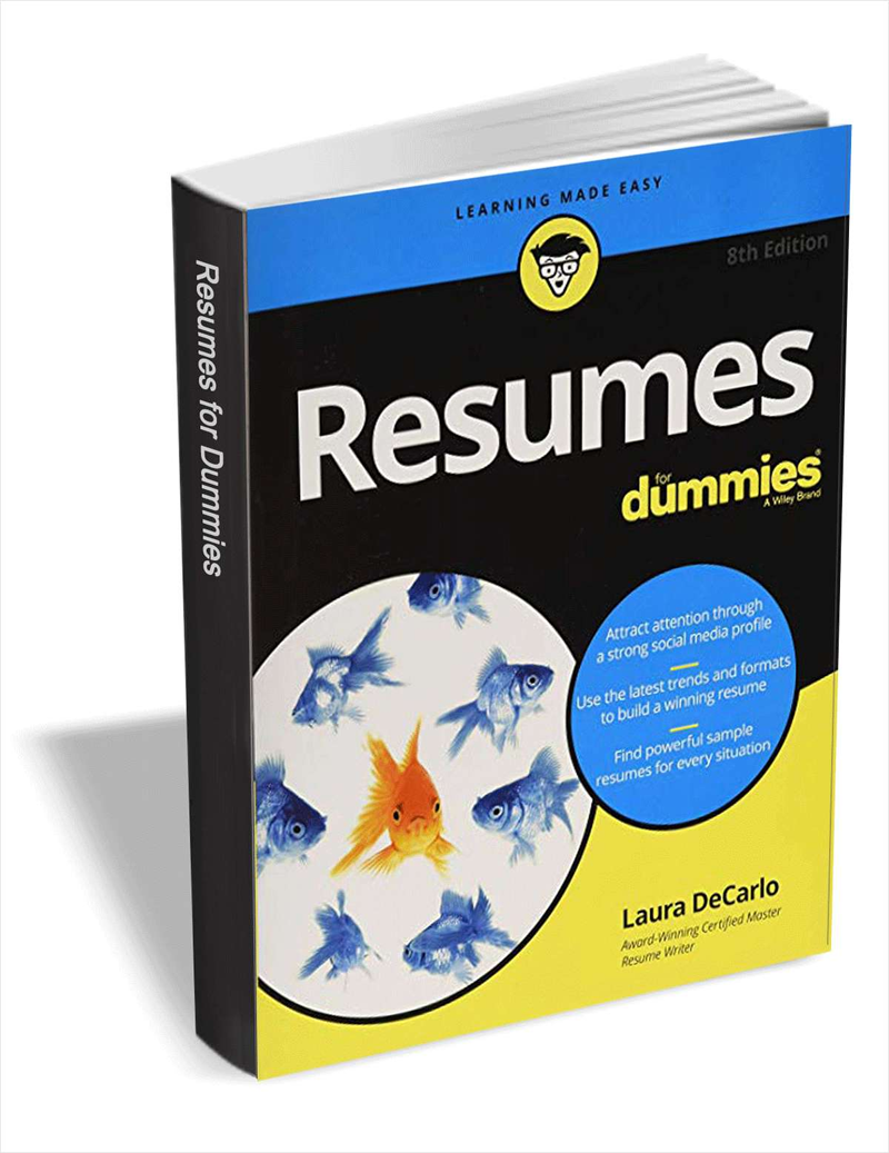 Resumes For Dummies, 8th Edition ($19.99 Value) FREE for a Limited Time Screenshot