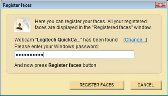 Privacy Software Screenshot